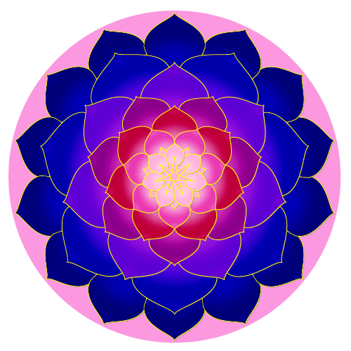 lifeflow meditation mandala