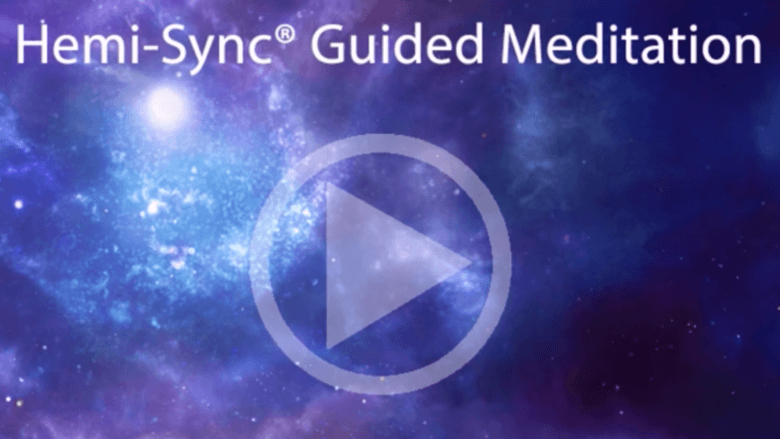 hemi sync audio meditation technology