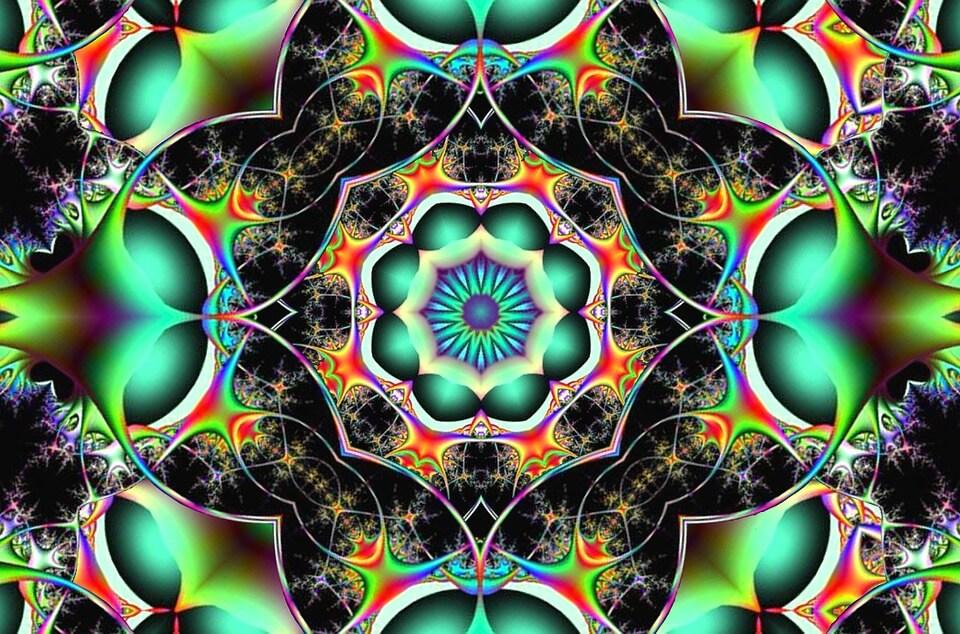 omharmonics fractal