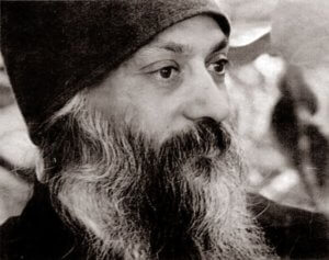Osho in the 70s Zen buddhism