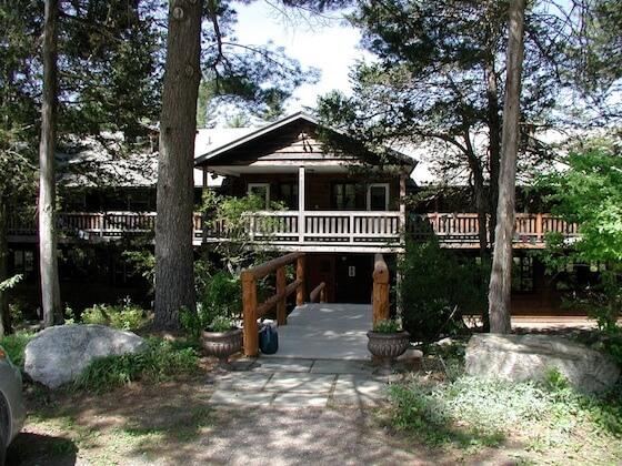 Sky Lake Lodge, New York