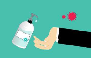 hand sanitizer for coronavirus